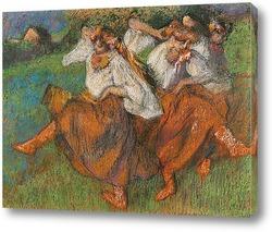 Урок танца