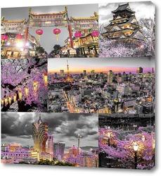 Постер Ночь в Токио