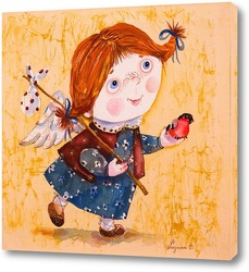 Картина Счастливый ангел