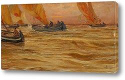 Картина Ла-Песка, 1905