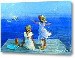 Постер Мечты о море