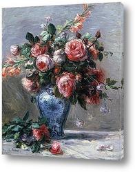 Картина Ваза с розами