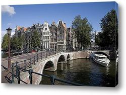 Водная прогулка в Амстердаме