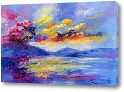 Картина Краски неба