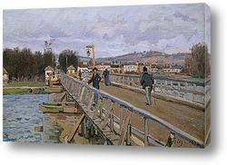 Лодки на Сене. 1892