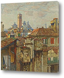 Крыши, Венеция
