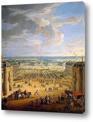Фонтан дракона и Нептуна в Версале
