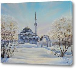 Картина Мечеть города Верхняя Пышма