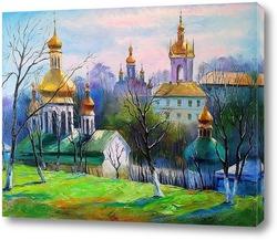 Постер Киево-Печерская Лавра