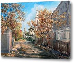Картина Осенний свет
