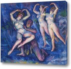 Постер Танцы, 1915