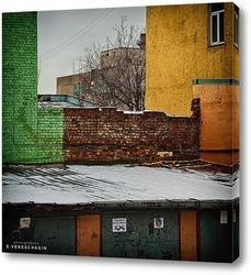 Урбанометрия. Геометрия цвета.