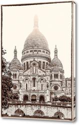 Постер La Basilique du Sacre Coeur 2
