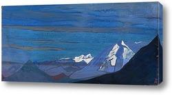 Постер Гималайские Снега