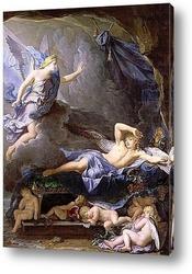 Ирида и спящий Морфей