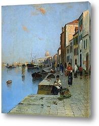 Афтон в Венеции