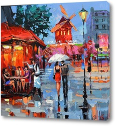 Парижский вечер