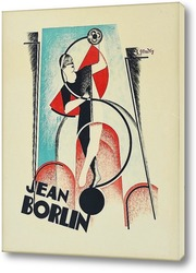 Картина Jean Börlin