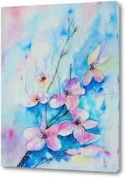Картина Весеннее цветение