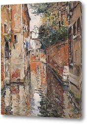 Постер Рио Мадонна. Венеция