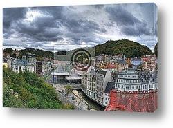 Постер Karlovy Vary