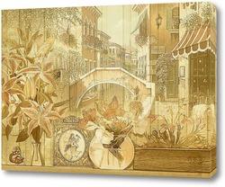 Постер Венеция прошлого