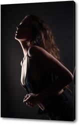 Постер Эротический портрет
