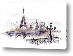 Постер Paris (series C)
