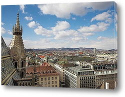 Вена. Собор святого Чарльза