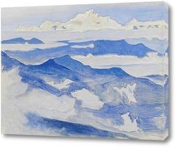 Картина Вечер, из Гималайской серии