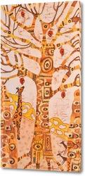 Постер Дерево жизни с жирафом