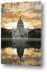 Постер Washington DC