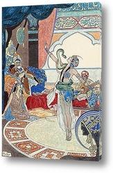 Рыцарь и его горничная