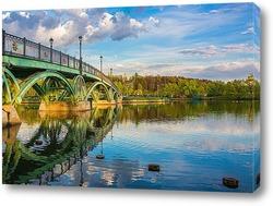 Постер Мост через пруд в Царицыно