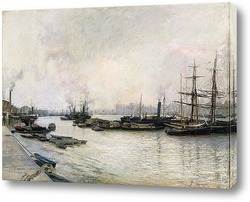 Картина Темза, Лондон