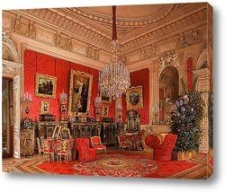 Интерьеры Зимнего дворца. Туалетная комната императрицы Марии Ал
