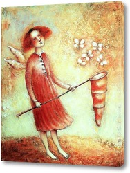 Картина Мотыльки