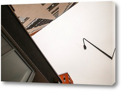 Постер геометрия улиц