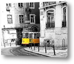 Постер Tram 28 Lisboa