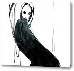 Картина Fashion portrait