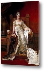 Жозефина Богарне (1763-1814), императрица Франции