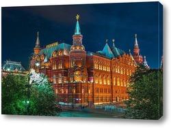 Постер Здание исторического музея.