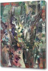 Постер осенний натюрморт в интерьере 2