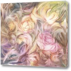 Картина Цветущий сад