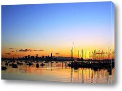 Постер Melbourne009