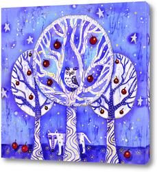 Картина Сказочный лес