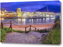 Постер Пуэрто-Банус, Испания