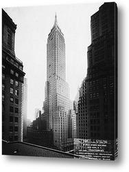 Flatiron Building,1900-е.