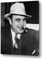 Картина Аль Капоне-1
