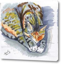 Картина Пучок кошачьих лап
